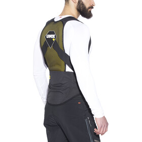 UVEX back pure - Protector Hombre - gris
